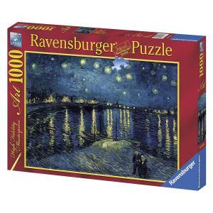 Ravensburger Van Gogh Notte stellata sul Rodano
