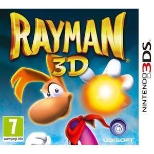 Ubisoft Rayman 3D