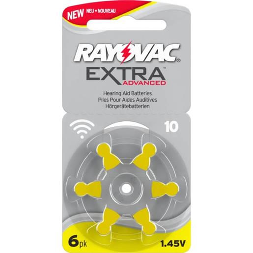 Rayovac Extra Advanced Hearing Aid PR70 (6 pz)