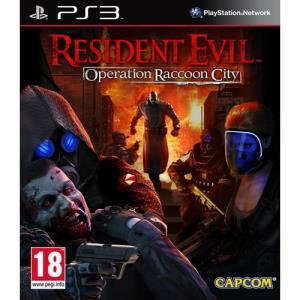 Capcom Resident Evil: Operation Raccoon City