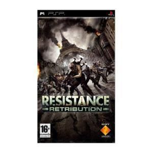 Sony Resistance: Retribution