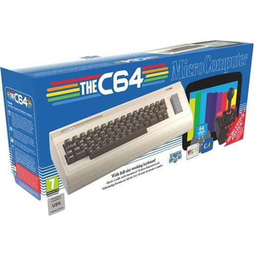 Retro Games Ltd The C64