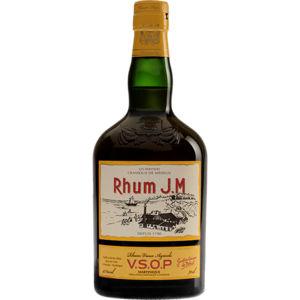 Rhum J.M Rhum Vieux Agricole VSOP