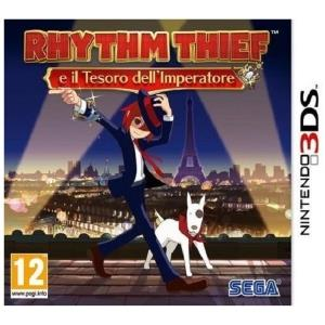 Sega Rhythm Thief e il Tesoro dell' Imperatore