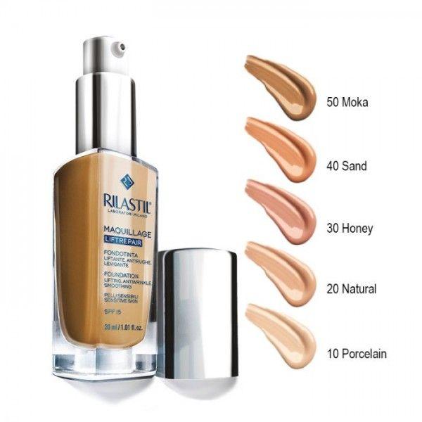 Rilastil Maquillage Fondotinta Liftrepair 30ml
