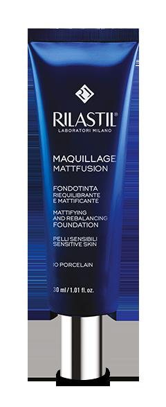 Rilastil Maquillage Mattfusion Fondotinta