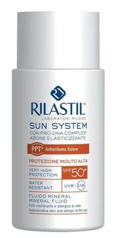 Rilastil Sun System Fluido Mineral SPF50+ 50ml