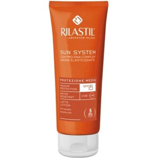 Rilastil Sun System Latte SPF15 100ml