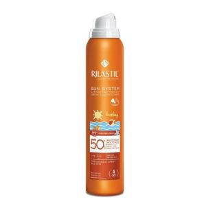 Rilastil Sun System Baby Trasparente Spray SPF50+