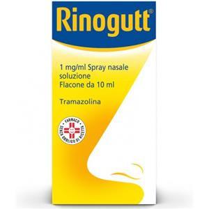 Sanofi Rinogutt spray nasale 10ml