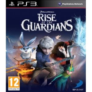 D3 Publisher Rise of The Guardians