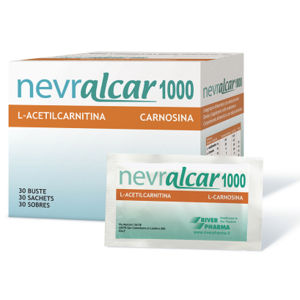 River Pharma Nevralcar 1000 60compresse