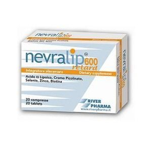 River Pharma Nevralip 600 Retard 30compresse