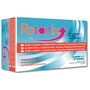 River Pharma Retonix 20compresse