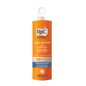 Roc Soleil Protect Corpo Spray Idratante SPF50+