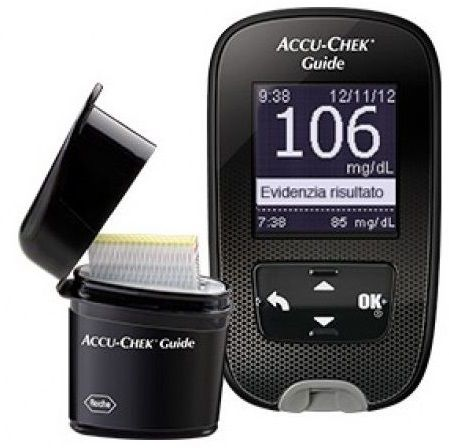 Roche Glucometro Accu-Chek Guide