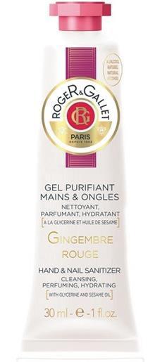 Roger&Gallet Gel Igienizzante Mani Unghie Gingembre Rouge 30ml