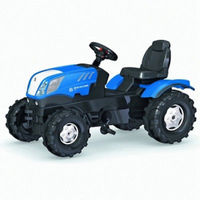 Rolly Toys Trattore a pedali Farmtrac New Holland (601295)
