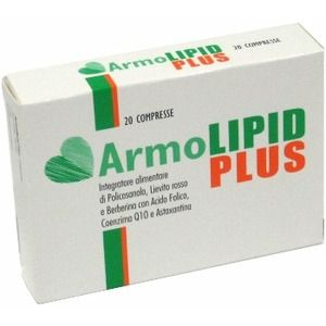 Rottapharm Armolipid Plus Compresse 60 pezzi