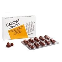 Rottapharm Carovit Melanin 20 capsule