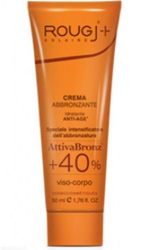 Rougj Attiva Bronz +40% Crema 50ml