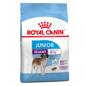 Royal Canin Giant Junior Cani