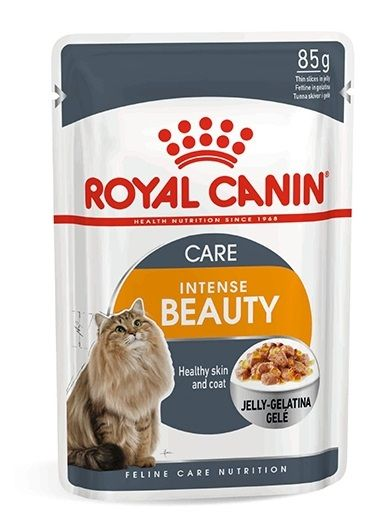 Royal Canin Intense Beauty In Jelly per Gatto 85g - umido