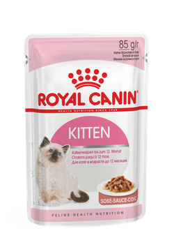 Royal Canin Kitten Instinctive in Salsa - umido