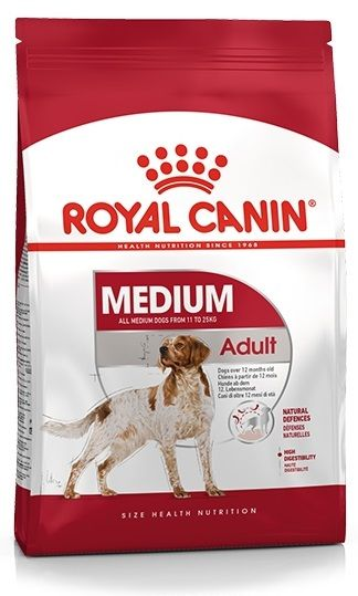 Royal Canin Medium Adult Cani