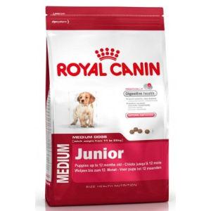 Royal Canin Medium Junior Cani