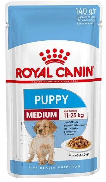 Royal Canin Medium Puppy - umido