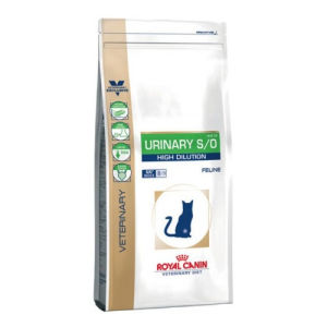Royal Canin Urinary S/O High Dilution Gatti - secco