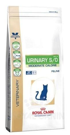 Royal Canin Urinary S/O Moderate Calorie Gatti