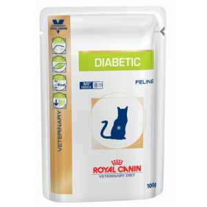 Royal Canin Veterinary Diet Diabetic - gatto - umido