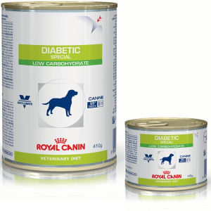 Royal Canin Veterinary Diet Diabetic Special Low Carbohydrate
