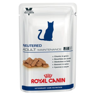 Royal Canin Veterinary Diet Neutered Adult Maintenance -umido