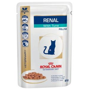 Royal Canin Veterinary Diet Renal con Tonno - gatto - umido