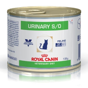 Royal Canin Veterinary Diet Urinary S/O Pollo Feline - Umido
