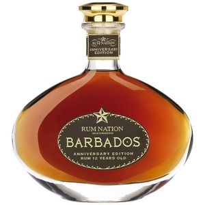 Rum Nation Rum Barbados 12 years old Anniversary