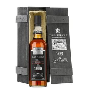 Rum Nation Rum Demerara 23 years old 1990-2014