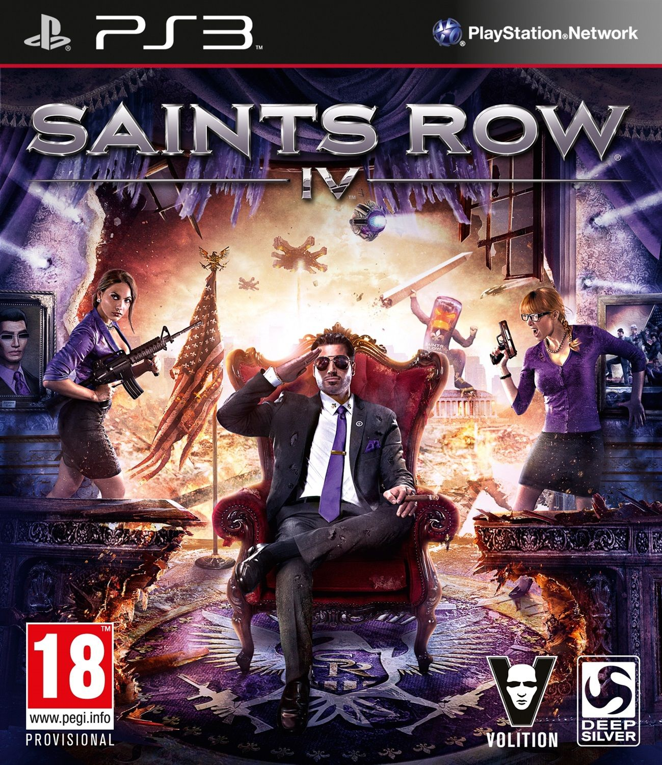 Deep Silver Saints Row IV