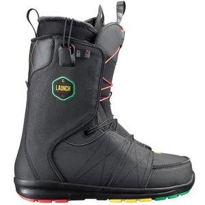 salomon scarpone launch boa bambino scarponi snowboard per