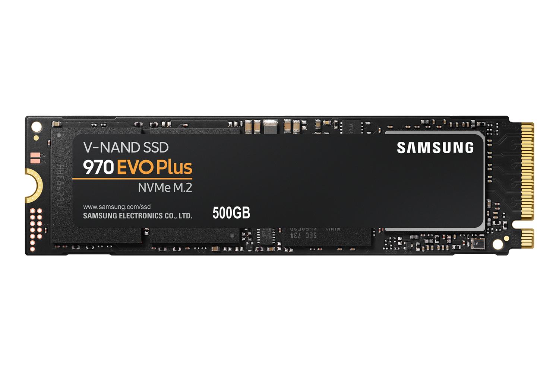 Samsung 970 EVO Plus M.2 NVMe 500GB