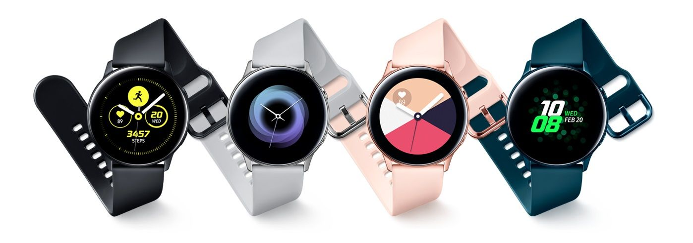 Samsung Galaxy Watch Active 40mm Nero