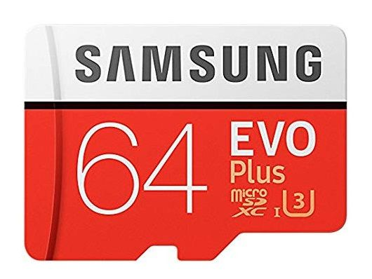 Samsung Plus microSDXC 64 GB Class 10