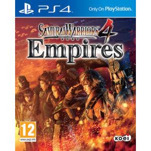Koei Tecmo Samurai Warriors 4: Empires