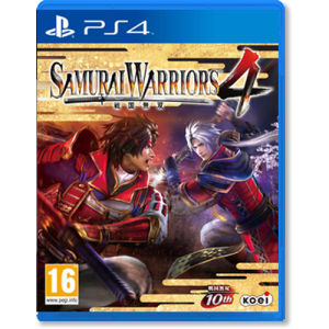 Koei Tecmo Samurai Warriors 4
