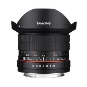 Samyang 12mm f/2.8 ED AS NCS - Canon EF-M
