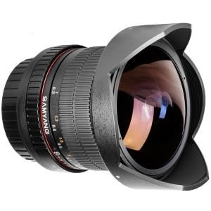 Samyang 8mm f/3.5 IF MC Fish-eye - Canon EF