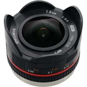 Samyang 8mm f/3.5 IF MC Fish-eye - Micro Four Thirds